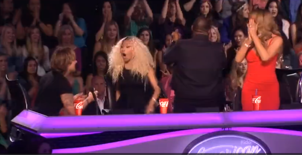 The judges react to this week's results