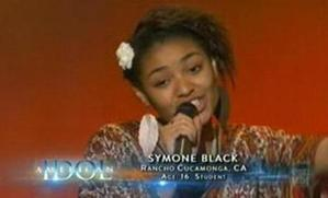 Symone, before the fall