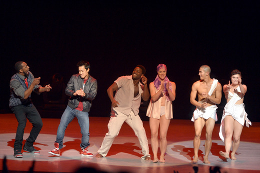 'SYTYCD,' 'DWTS' Allstars Celebrate National Dance Day At Second Dizzy Feet Gala