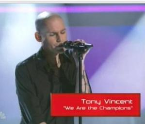 Tony Vincent is Team Cee Lo