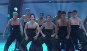 The top 10 guys dance a Sonya Tayeh routine