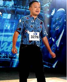 William Hung in Season 3