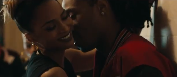 Ciara, Future Talk at the Pool, Head to the Bedroom in 'Body Party' Video