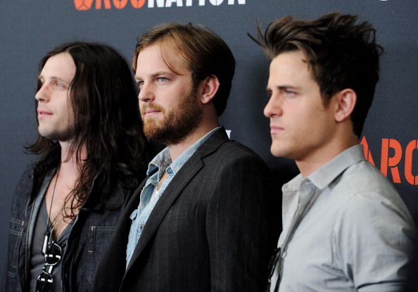 Kings of Leon (Photo: Jon Kopaloff)