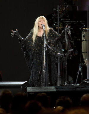 Stevie Nicks on tour, 2011 (Scott Legato, Getty Images)