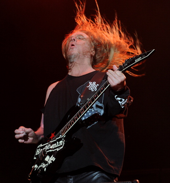 Jeff Hanneman (Photo: Kevin Winter)