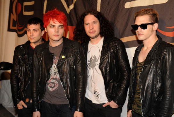 My Chemical Romance (Photo: Jeff Kravitz)