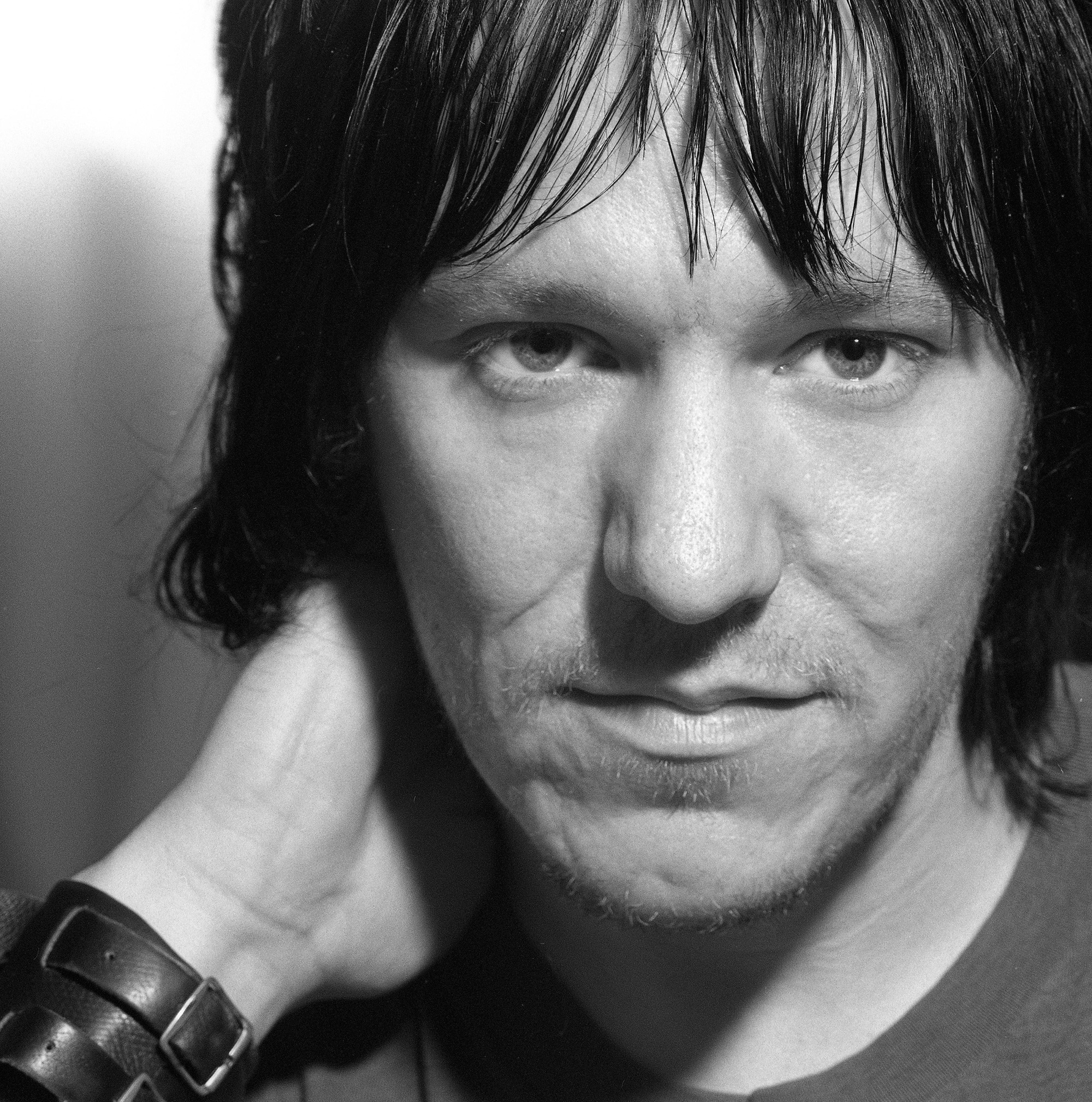 Elliott Smith, 1969-2003 [photo: Dave Tonge/Hulton Archive]