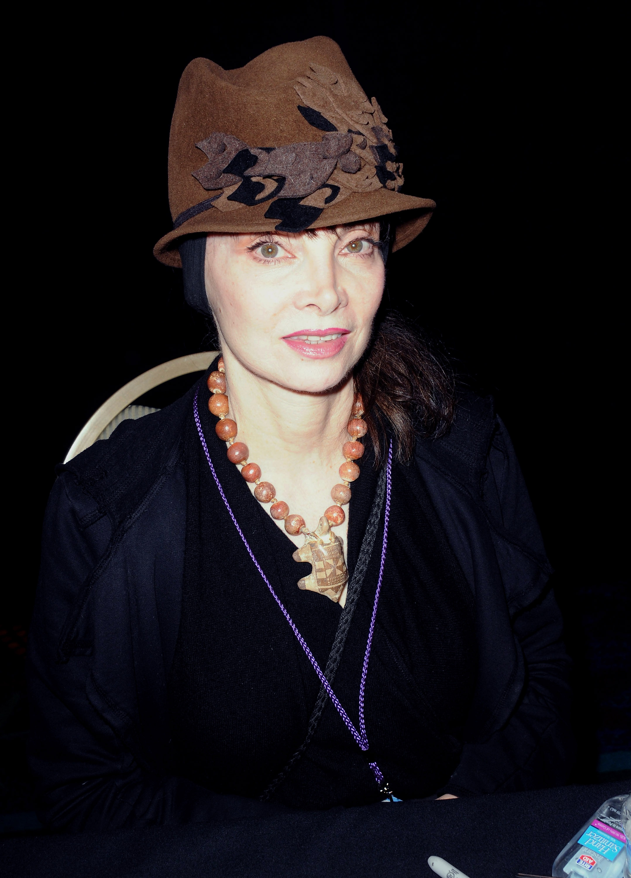 """Mickey"" singer Toni Basil today [photo: Albert L. Ortega/Getty Images, 2012]"