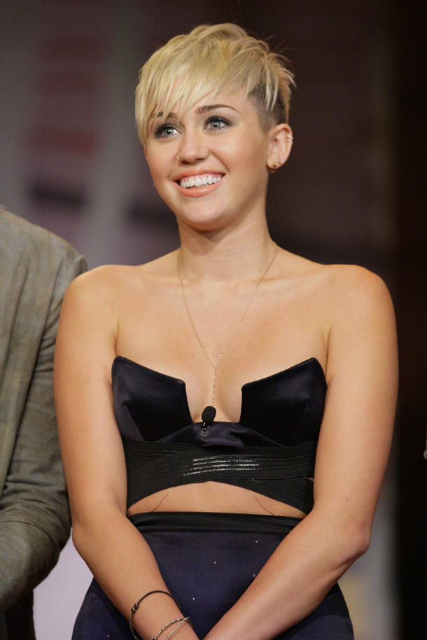 Miley Cyrus (Photo: NBC)