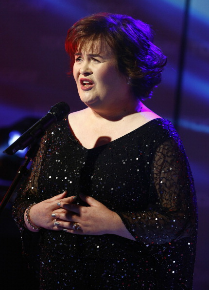 Susan Boyle (Photo: NBC)