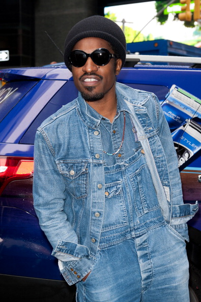 Andre 3000 ( Photo: D Dipasupil)