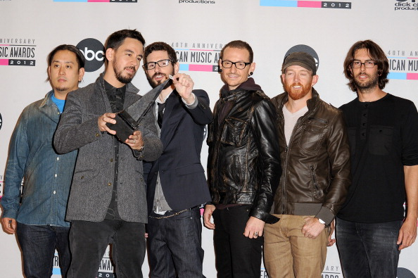 Linkin Park (Photo: Steve Granitz)