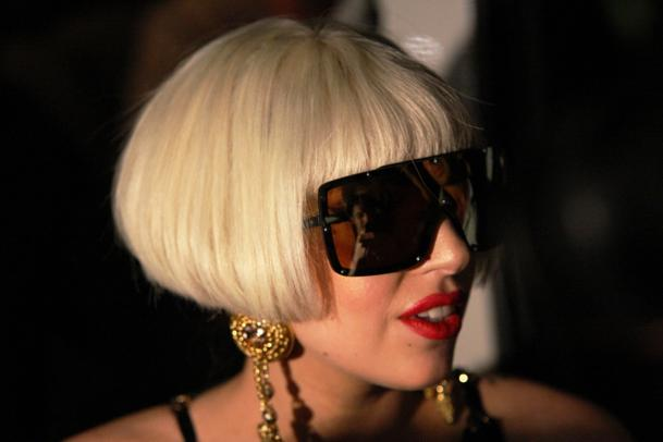 Lady Gaga (Photo: Vathiswa Ruselo)