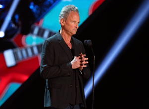 Lindsey Buckingham at the ACA Awards in December (Christopher Polk/Getty Images)