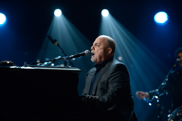 Billy Joel (Photo: Kevin Mazur)
