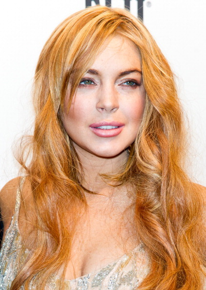 Lindsay Lohan (Photo: Gilbert Carrasquillo)