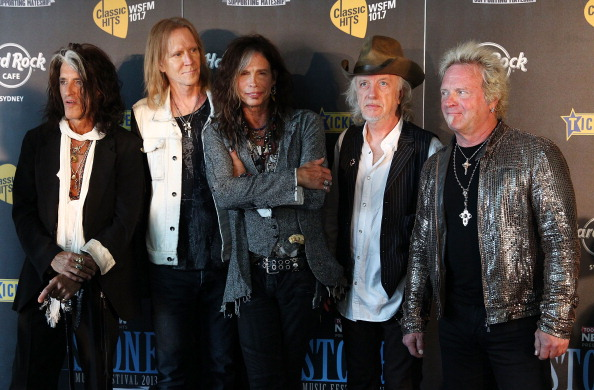 Aerosmith (Photo: Don Arnold)