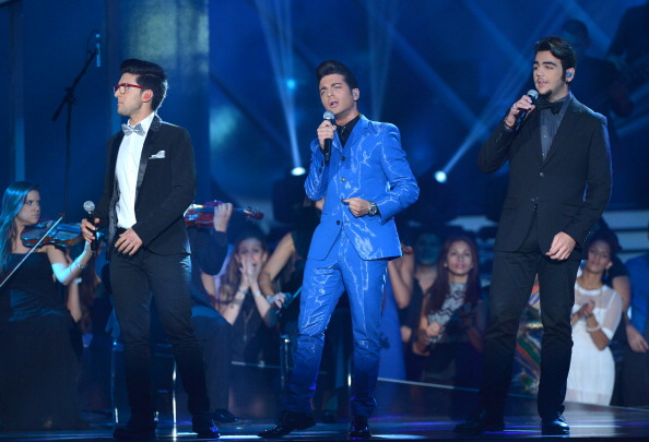 Il Volo (Photo: Rodrigo Varela)