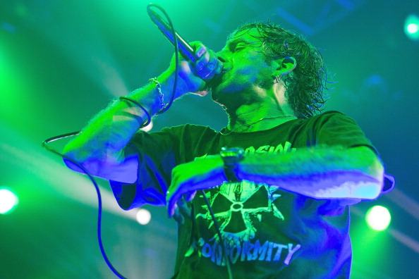 Lamb of God's Randy Blythe (Photo: Paul A. Hebert)