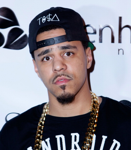 J. Cole (Photo: Gabriel Olsen)