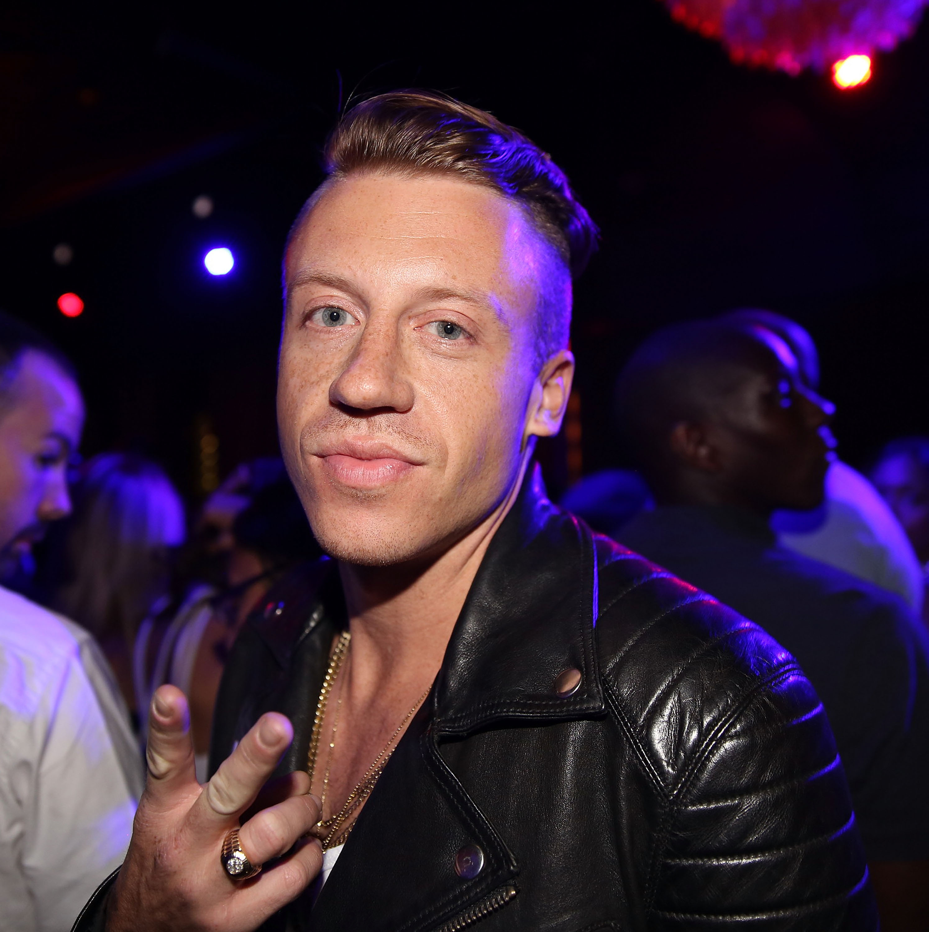 Macklemore (Photo: Shareif Ziyadat)
