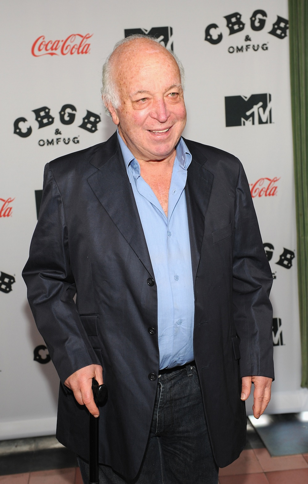 Seymour Stein (Photo: Bryan Bedder)