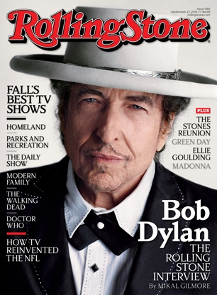 Bob Dylan in Rolling Stone, out Friday