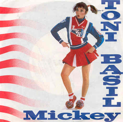 """Mickey,"" the single"