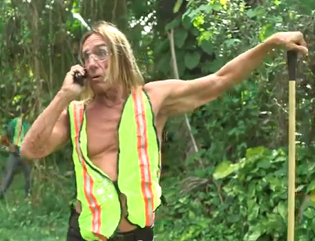 "Iggy Pop Mocks Major and Indie Labels in New Ad for ""Ready to Die"""