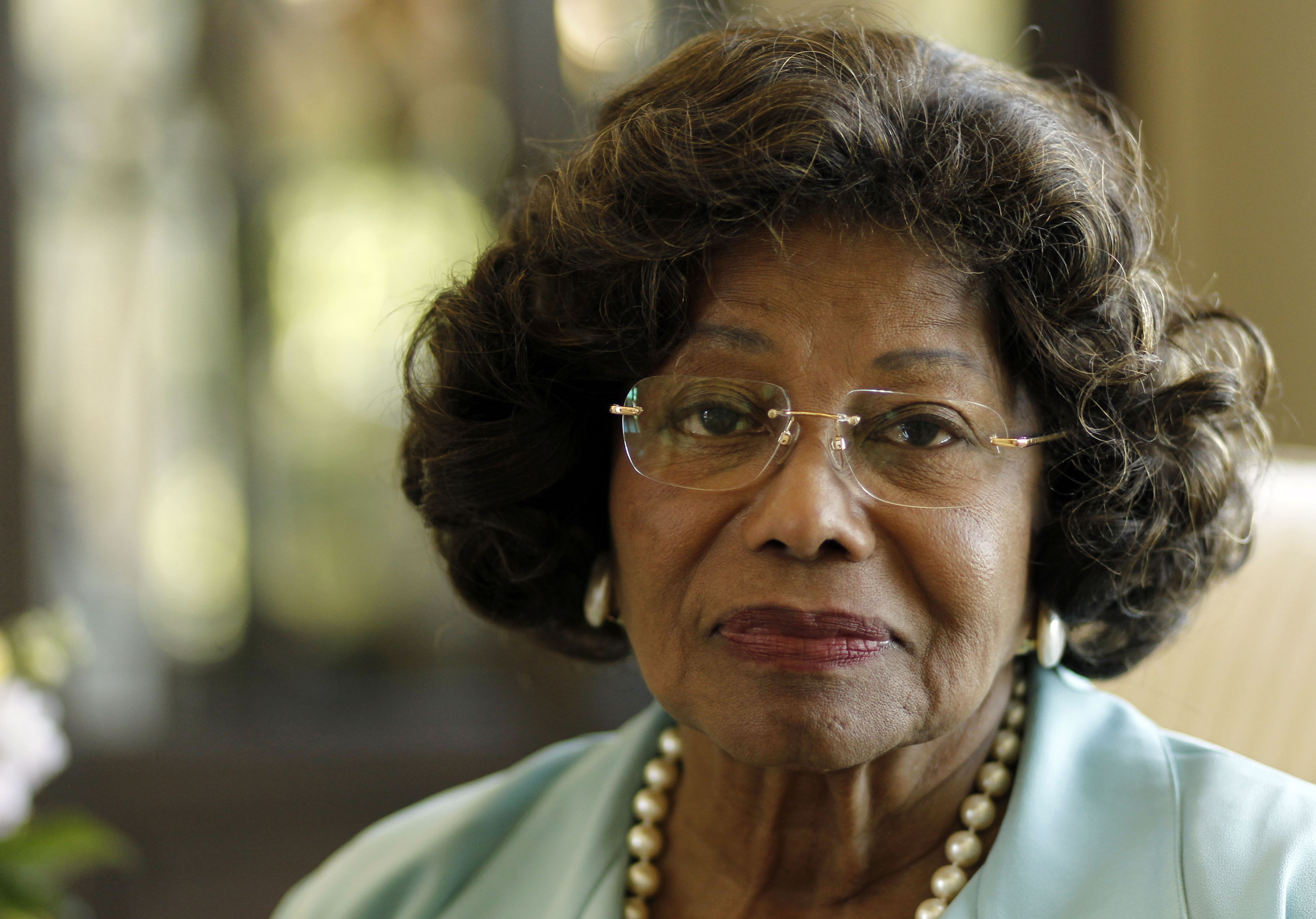 Katherine Jackson (AP Photo/Matt Sayles, File)