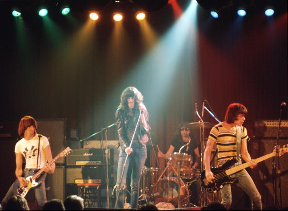 The Ramones in the '70s (Photo: Michael Ochs)