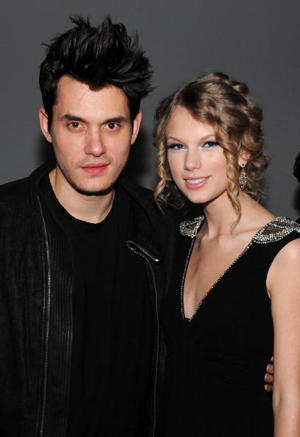 Is Mayer's new song about Swift? (Photo: Dimitrios Kambouris)