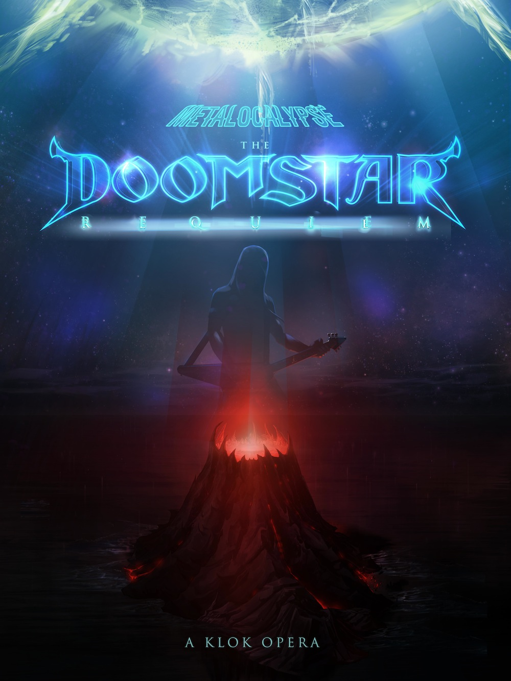 Hear the Original Score Soundtrack for Dethklok's 'Metalocalypse: The Doomstar Requiem A Klok Opera' Now!