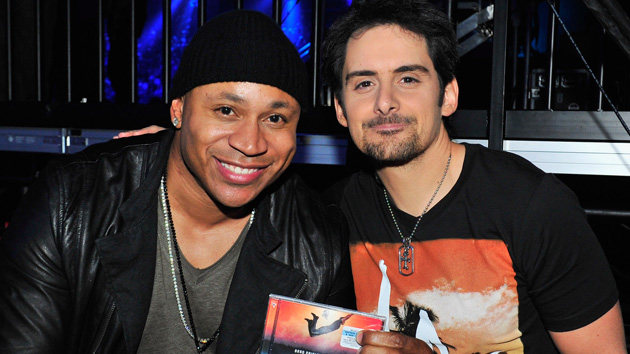 LL Cool J, Brad Paisley (Jerod Harris, Getty Images)