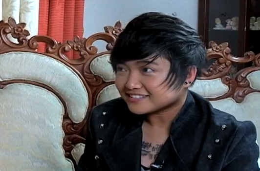 Glee Star Charice Comes Out of Closet, Debuts Drastic Makeover