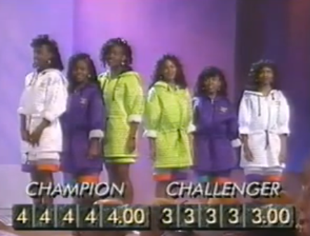 Kelly and Beyoncé were members of Girls Tyme, a pre-Destiny's Child group, that competed on Star Search.