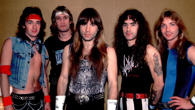 Iron Maiden (Paul Natkiin, WireImage)