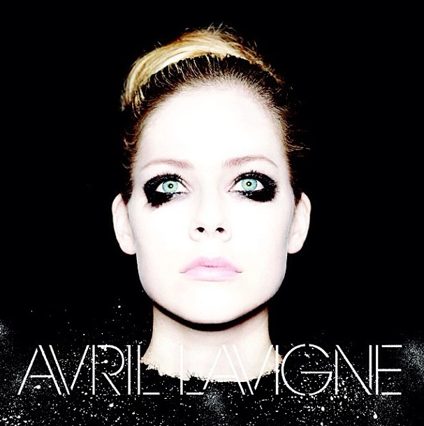 Avril Lavigne Reveals Striking Cover Art for New Self-Titled Album
