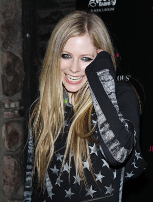 Avril Lavigne [photo: Michael Tran / FilmMagic]