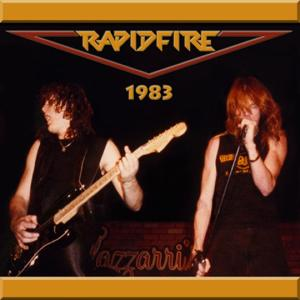 Axl Rose's pre-Hollywood Rose band Rapidfire