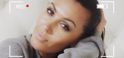 "Ray J features Kim Kardashian lookalike in ""I Hit it First"" video."