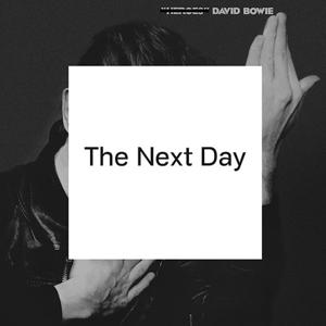 The front cover of 'The Next Day'