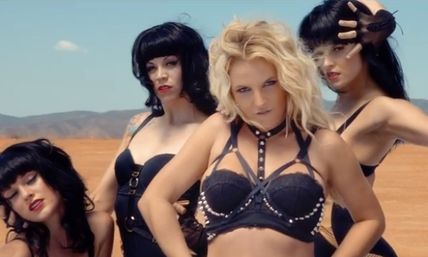 Britney Spears Is Back to Dancing, Looking Hotter Than Ever, in 'Work B---ch' Clip