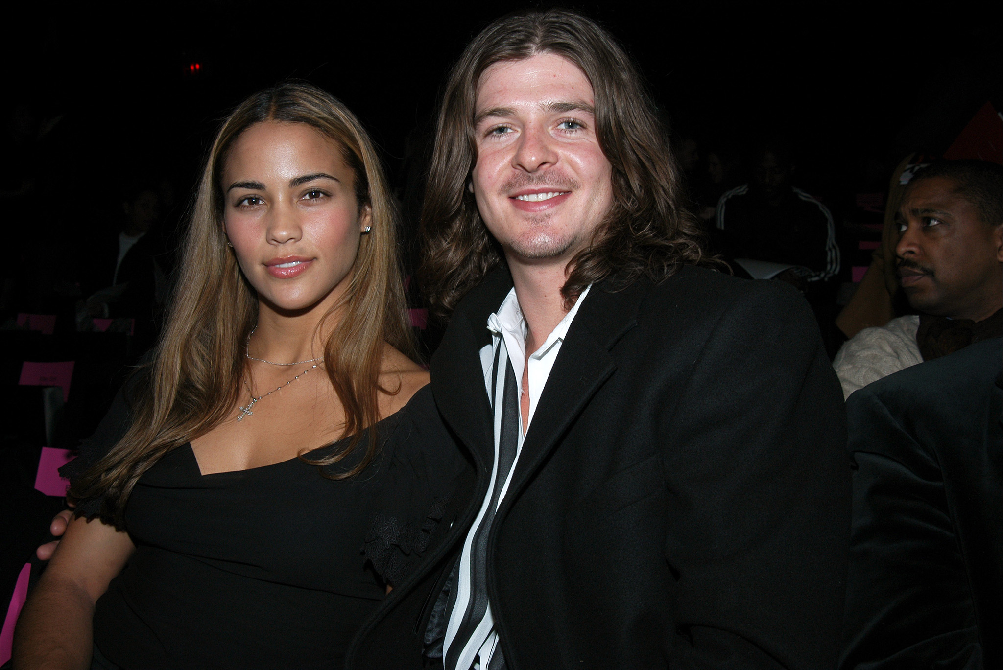 Robin Thicke and Paula Patton 10 years ago (Getty Images)
