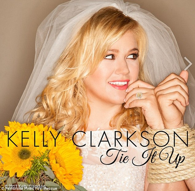 Kelly Clarkson Shows No 'Bridezilla' Tendencies on Wedding Song 'Tie it Up'