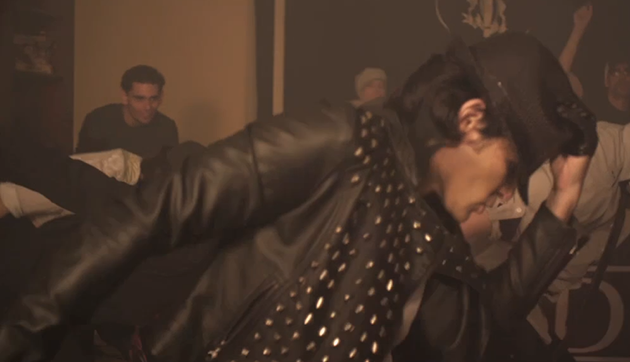 Corey Feldman attempts to channel Michael Jackson