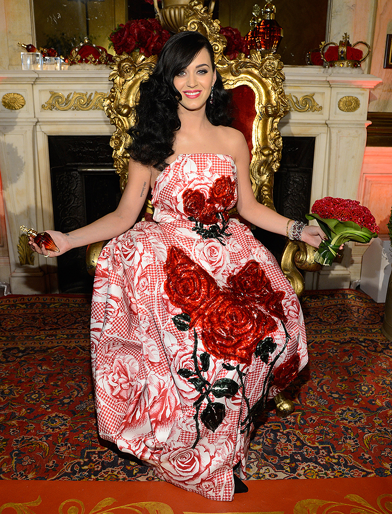 Katy Perry (Getty)