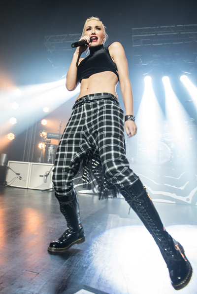 Gwen Stefani performs in Paris in 2012 [Photo: David Wolff-Patrick/WireImage]
