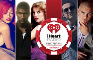 Swift, Rihanna, Linkin Park & Usher To Highlight 2012 iHeartRadio Music Festival